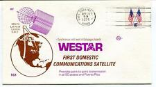 1974 Westar First Domestic Communications Satellite Galapagos Islands USA SAT