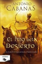 El hijo del desierto (Historica (Ediciones B)) (Spanish Edition)-ExLibrary