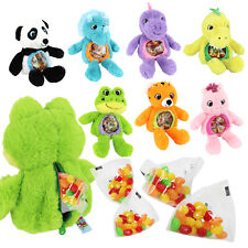 Kids Jelly Belly Beans Bods Secret Sweets Candy Cuddly Plush Animal Toys Treats