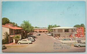 Las Vegas Nevada~Franklin Motel~Standard Chrome Postcard