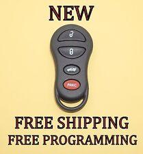 NEW CHRYSLER DODGE JEEP KEYLESS REMOTE FOB TRANSMITTER GQ43VT9T 04602268