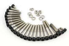 Schraubensatz Motor schwarz Simson S51 S70 SR50 SR80 KR51/2 Edelstahl V2A