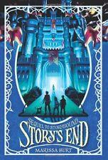 Storys End (Storybound) by Marissa Burt