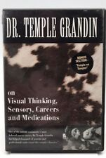 DR. Temple Grandin on Visual Thinking, Sensory, Careers, & Medications DVD - VG