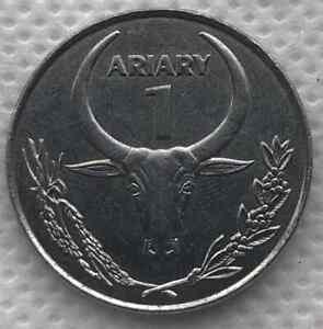 Madagascar - 1 Franc 2004 (type 2)