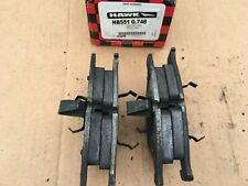 Hawk DTC-60 Race Front Brake Pads for 09-13 BMW M3 - HB551G.748
