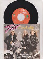 Trix - C´est la vie  ( Promo  near mint !!  )