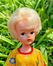 VINTAGE 1980's SINDY DOLL WITH SHORT HAIR PRINCESS DIANA ERA TLC