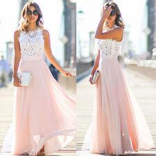 Maxi kleid abendkleid