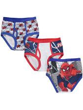 """Spider-Man Big Boys' """"Spider Justice"""" 3-Pack Briefs (Sizes 8 - 20)"""