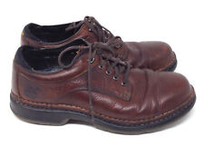 Timberland Casual Shoes Mens Madison Summit Oxfords Brown Leather Lace Up US 9M
