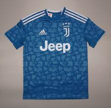 NWOT Juventus Away 2019 2020 Football Soccer Shirt Jersey Adidas Youth Size L