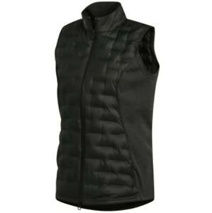 NWT$150 Adidas Women's Frostguard Insulated Vest Medium Green DZ6419 Size L