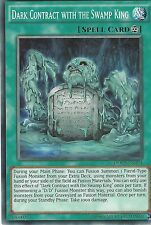 YU-GI-OH CARD: DARK CONTRACT WITH THE SWAMP KING - DOCS-EN094
