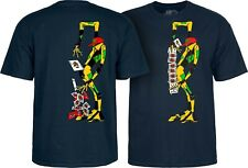 Powell Peralta Ray Barbee Rag Doll Skateboard T Shirt Navy Large