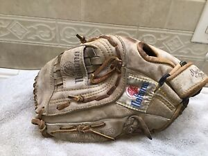 "Nokona AMG600-CW 12.5"" Baseball Softball Glove Left Handed Throwing"