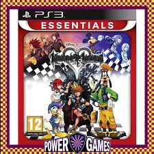 Kingdom Hearts HD 1.5 ReMix PS3 (Sony PlayStation 3) Brand New