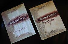 Resident Evil Archives I & II