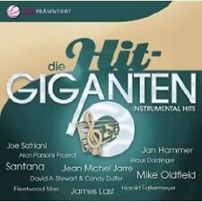 DIE HIT GIGANTEN INSTRUMENTAL HITS 2 CD 41 TRACKS NEU