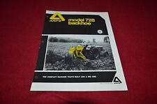 ARPS 728 Backhoe Dealers Brochure YABE11