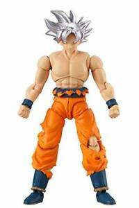 "Bandai Dragon Ball Super Evolve - Goku Ultra Instinct Silver 5"" Action Figure"