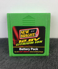 12.8V 500mAh New Bright Rechargeable Battery Pack RC Lithium Ion