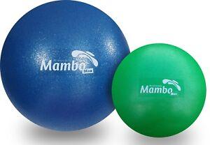 2x Mambo Max 18 & 26 cm Set Soft Over Ball Pilates Yoga Physio Gym Physio Abs