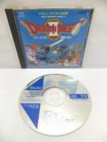 SUITE DRAGON QUEST II SOUND MUSIC CD ENIX JAPAN