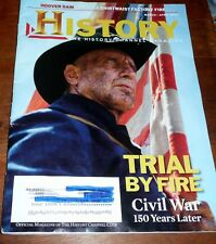 History Channel Magazine Mar Apr 2011 Triangle Shirtwaist Fire  Hoover Dam +more