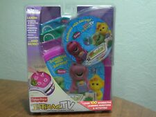 Fisher-Price InteracTv Dvd Barney Learning System New In Package Other