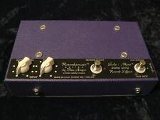 NEW VanAmps Sole - Mate REAL Spring Reverb Pedal - ROYAL PURPLE