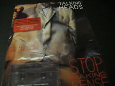 Talking Heads say Stop Making Sense original 1984 music biz Promo Display Ad