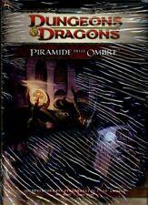 LF- PIRAMIDE DELLE OMBRE DUNGEONS & DRAGONS D&D AVVENTURA NUOVO - 2006- B- NGX