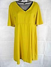 Short Sleeve Tea Dress Regular Size Dresses for Women