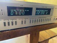 Vintage AKAI Program Audio Timer DT-250 ~ ? WORKING ?