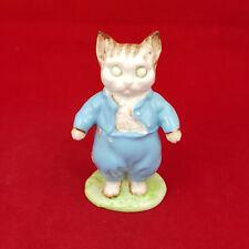 More details for beswick beatrix potter figurine - tom kitten - 274 bsk