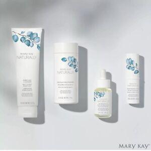 Mary Kay Naturally singles and Set Available