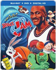 Space Jam (20th Anniversary) [New Blu-ray] With DVD, Anniversary Edition, Stee