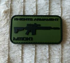 Knights Armament Company Limited Edition 2019 M110K1 Patch Kac M110