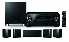 PIONEER htp-074 - Home Cinema - 5.1 amplificatore incluso altoparlanti e subwoofer
