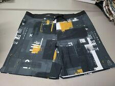 "Men's Reebok Crossfit RC EPIC Cordloc cordlock Shorts Size 48"" Black NEW reg $70"