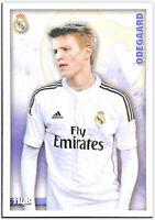 2014 Mundicromo Martin Odegaard Real Madrid No.1148-Rookie