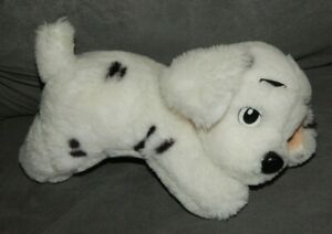 "Vintage 1991 Mattel Plush ""Rolly"" 101 Dalmatians Stuffed Animal toy Dog 10"""