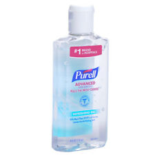 Purell 9651 Hand Sanitizer Clr 4 oz - Pack of 4 Bottles