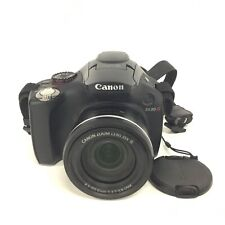Canon PowerShot SX30 IS Camera Zoom Lens Black FOR PARTS #331