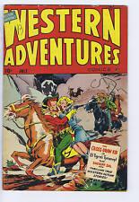 Western Adventures #nn Trans-Canada News Pub Canadian Edition