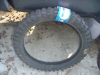 NOS NEW Cheng Shin Knobby Moto Front Tire 2.75-17