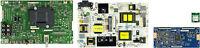 Sharp LC-43N6100U / LC-43N610CU Complete LED TV Repair Parts Kit