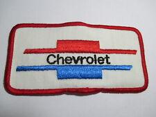 Chevrolet Patch  Vintage, Original, NOS   4 7/8 x 2 1/2 INCHES