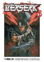 Berserk Volume 27 by Kentaro Miura, Kentaro Miura (illustrator)